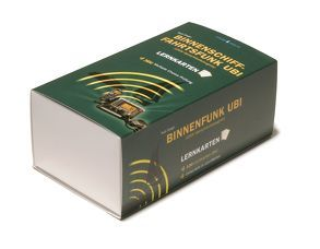 Lernkarten Binnenschifffahrtsfunk UBI von Singer,  Rudi