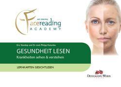 Lernkarten Gesichtlesen – Gesundheit lesen | Krankheiten sehen und verstehen von Katumba,  Philipp, Standop,  Eric, Weber,  Dirk