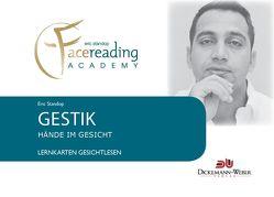 Lernkarten Gesichtlesen – Gestik – Hände im Gesicht von Standop,  Eric, Weber,  Dirk