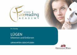 Lernkarten Gesichtlesen – Lügen erkennen und entlarven von Standop,  Eric, Weber,  Dirk