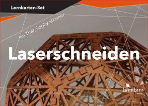 Lernkarten-Set Laserschneiden von Stönner,  Sophy, Thar,  Jan