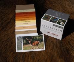 Lernkarten – Sicher durch die Jägerprüfung von Heintges,  Wolfgang, Schmidt,  Klaus
