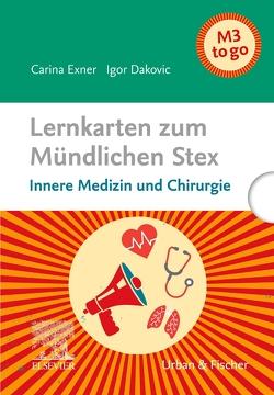 Lernkarten zum Mündlichen Stex von Dakovic,  Igor, Exner,  Carina