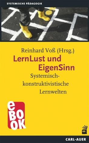 LernLust und EigenSinn von Voss,  Reinhard
