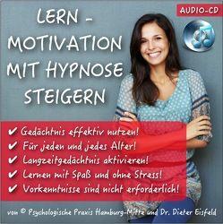 LERNMOTIVATION DURCH HYPNOSE STEIGERN von Eisfeld,  Dieter