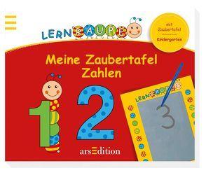 Lernraupe – Meine Zaubertafel Zahlen von Beurenmeister,  Corina