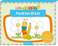 Lernraupe – Punkterätsel von Beurenmeister,  Corina, Wiesner,  Angela