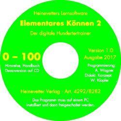 Lernsoftware / Elementares Können 2 von Klopfer,  Werner