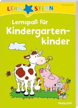 Lernspaß für Kindergartenkinder von Flad,  Antje
