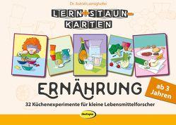 Lern+Staun-Karten: Ernährung von Laimighofer,  Astrid