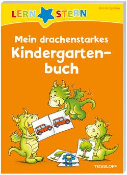 LERNSTERN. Mein drachenstarkes Kindergartenbuch von Lohr,  Stefan, Meyer,  Julia