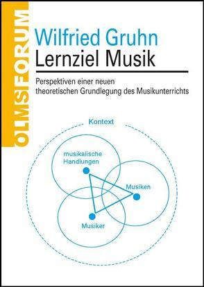 Lernziel Musik von Gruhn,  Wilfried