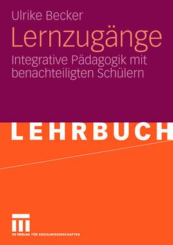 Lernzugänge von Becker,  Ulrike