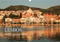 Lesbos – Inselimpressionen (Wandkalender 2020 DIN A3 quer) von Rusch,  Winfried