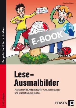 Lese-Ausmalbilder von Kirschbaum,  Klara