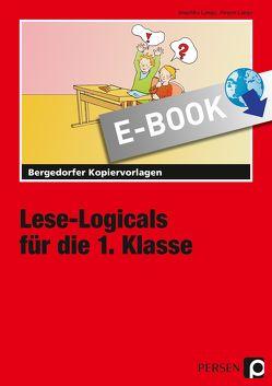 Lese-Logicals für die 1. Klasse von Lange,  Angelika, Lange,  Jürgen