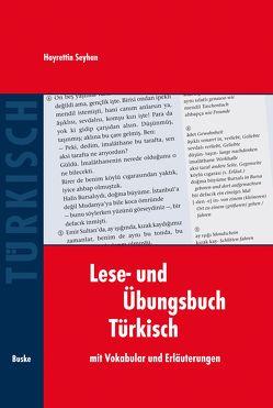 Lese- und Übungsbuch Türkisch von Seyhan,  Hayrettin
