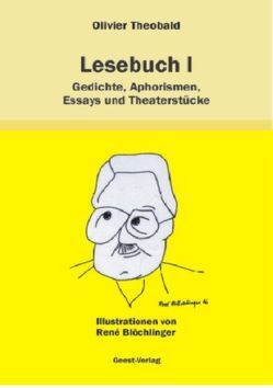 Lesebuch 1 von Blöchlinger,  René, Theobald,  Olivier, Zahmel,  Gerhard