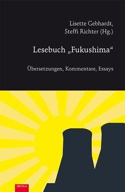 """Lesebuch """"Fukushima"""" von Gebhardt,  Lisette, Richter,  Steffi"""