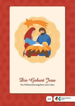 Lesebüchlein zum Erinnern für Menschen mit Demenz: Die Geburt Jesu. Das Weihnachtsevangelium nach Lukas von Adler,  Michaela, Molz,  Evamaria
