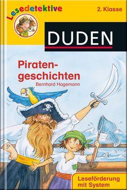 Lesedetektive – Piratengeschichten, 2. Klasse von Hagemann,  Bernhard, Voigt,  Silke