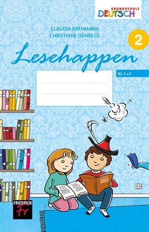 Lesehappen 2 von Isenbeck,  Christiane, Rathmann,  Claudia
