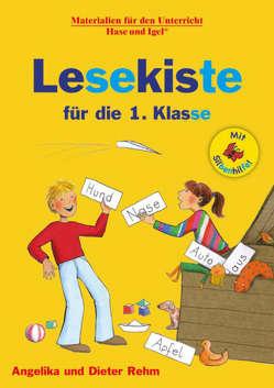 Lesekiste für die 1. Klasse / Silbenhilfe von Rehm,  Angelika, Rehm,  Dieter