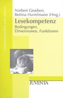 Lesekompetenz von Groeben,  Norbert, Hurrelmann,  Bettina