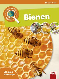 Leselauscher Wissen: Bienen (inkl. CD) von Braun,  Melanie