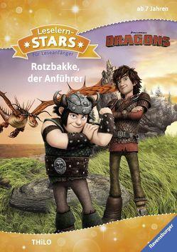 Leselernstars Dragons 2 von Petry-Lassak,  Thilo, Super RTL
