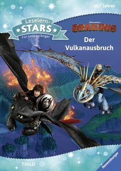 Leselernstars Dragons: Der Vulkanausbruch von DreamWorks Animation L.L.C., THiLO