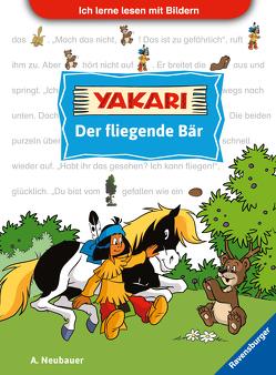 Leselernstars Ich lese Bildergeschichten: Yakari Der fliegende Bär von EL Euro Lizenzen, Neubauer,  Annette