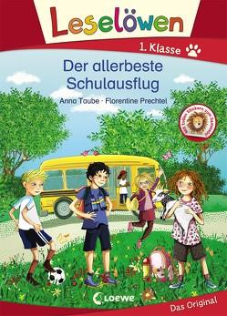 Leselöwen 1. Klasse – Der allerbeste Schulausflug von Prechtel,  Florentine, Taube,  Anna