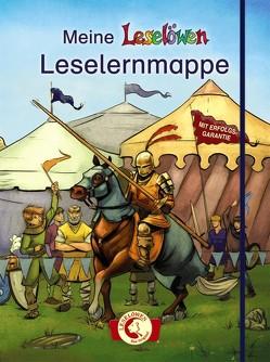 Leselöwen – Das Original: Meine Leselöwen-Leselernmappe (Ritter)