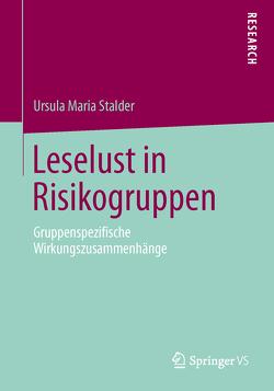 Leselust in Risikogruppen von Stalder,  Ursula Maria