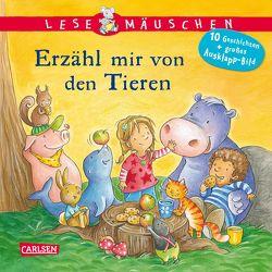 Lesemäuschen: Erzähl mir von den Tieren von Becker,  Stéffie, Moser,  Annette