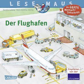 LESEMAUS 160: Der Flughafen von Coenen,  Sebastian, Ladwig,  Sandra