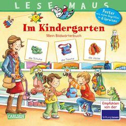 LESEMAUS 200: Im Kindergarten von Heitmann,  Michaela, Neubauer,  Annette