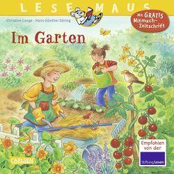 LESEMAUS 38: Im Garten von Döring,  Hans Günther, Lange,  Christine