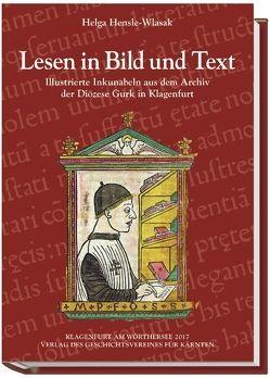 Lesen in Bild und Text von Hensle-Wlasak,  Helga