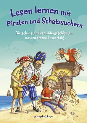 Lesen lernen mit Piraten und Schatzsuchern von BATO, Braun,  Peter, Engler,  Michael, Glitz,  Angelika, Kohl,  Martina, Rarisch,  Ines, Rudel,  Imke, Theissen,  Petra