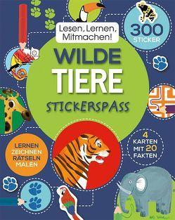Lesen, Lernen, Mitmachen! Wilde Tiere