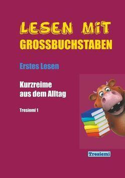 Lesen mit Großbuchstaben Tresiemi 1 von Tresiemi