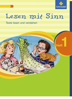 Lesen mit Sinn / Lesen mit Sinn – Texte lesen und verstehen von Beran,  Armgard, Castner,  Sabine