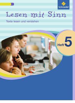 Lesen mit Sinn / Lesen mit Sinn – Texte lesen und verstehen von Beran,  Armgard, Castner,  Sabine, Sulies,  Julia