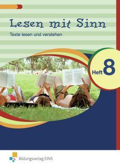 Lesen mit Sinn / Lesen mit Sinn – Texte lesen und verstehen von Sulies,  Julia, Tommek,  Kristin, Weber,  Annette
