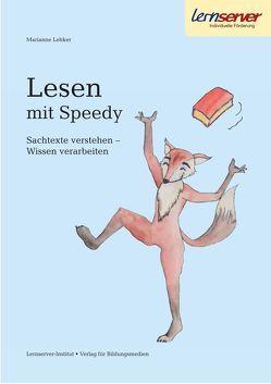 Lesen mit Speedy von Lehker,  Marianne