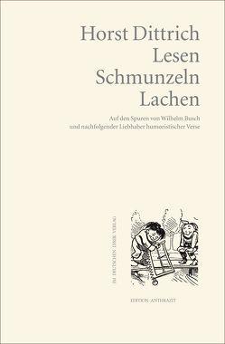 Lesen, schmunzeln, lachen von Dittrich,  Horst