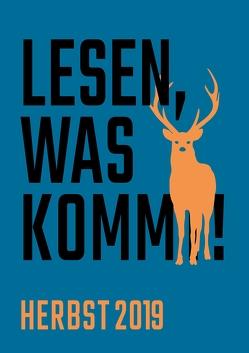 Lesen, was kommt von Hanser Literaturverlage