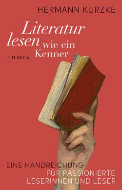 Lesen wie ein Kenner von Kurzke,  Hermann